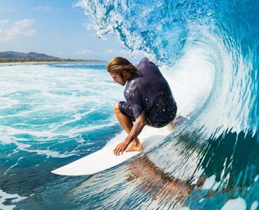 Optez pour le surf