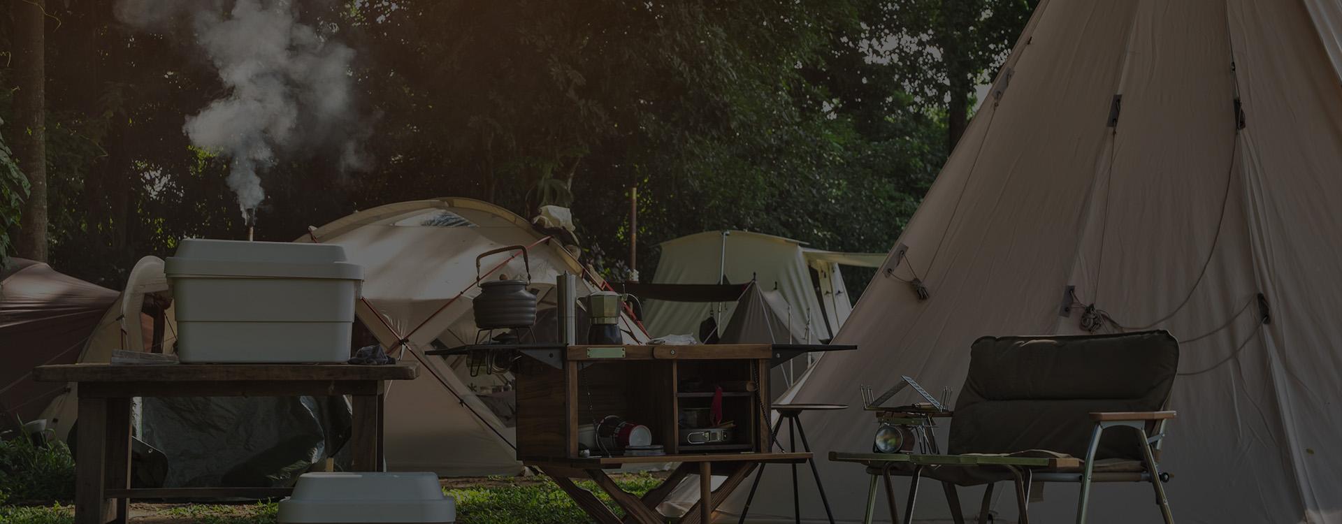 Vacances en camping 1
